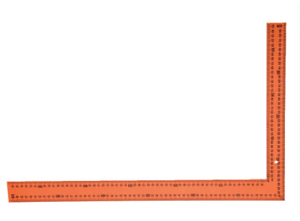 Painted Angle Ruler IT-1117